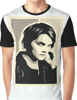 Gerard Way my chemical romance Graphic T-Shirt