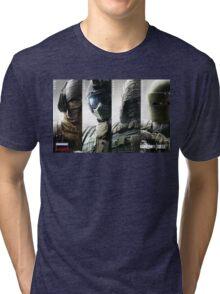 Spetsnaz r6 Tri-blend T-Shirt