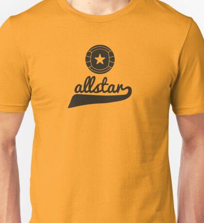 Allstar Soccer Apparel Training T-Shirt Unisex T-Shirt