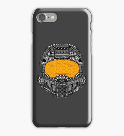 The Chief. iPhone Case/Skin