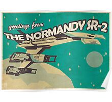 Greetings from the Normandy  Poster