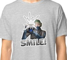 "Cs:go ""smile"" sticker (fan-art) Classic T-Shirt"
