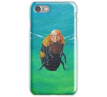 Bumble beard  iPhone Case/Skin