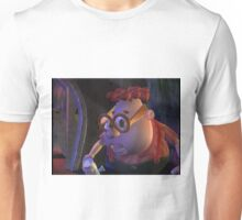 carl NUTTED Unisex T-Shirt