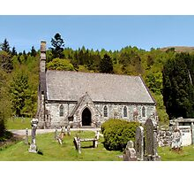 Balquhidder Kirk Photographic Print