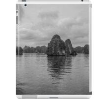 Lan Ha Bay Karst rocks iPad Case/Skin