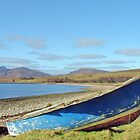 Cuil Bay, Loch Linnhe by Stuart  Fellowes
