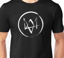 Watch dogs 2 : Logo (fan-art) Unisex T-Shirt