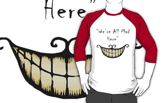 We're all Mad Here by artemisd