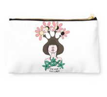 Forever A Flower 2 Studio Pouch