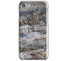 White Silence iPhone Case/Skin