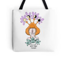 Forever A Flower 3 Tote Bag