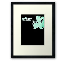 Thresh - The Support Framed Print