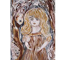 The Pupa Doll Photographic Print