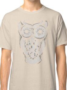 Owl Shaman t-shirt Classic T-Shirt
