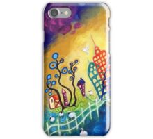 The Intertwining of Humanity iPhone Case/Skin