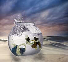 2 Lost Souls Living in a Fishbowl by Linda Lees