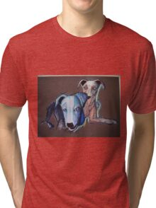 Doggies Tri-blend T-Shirt
