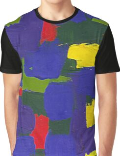 ABSTRACT COLOR 7 Graphic T-Shirt