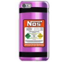 NOS Purple Case iPhone Case/Skin