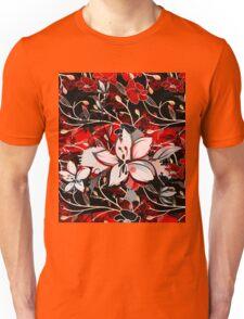 Floral-tp2 Unisex T-Shirt