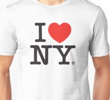 I Love New York Unisex T-Shirt