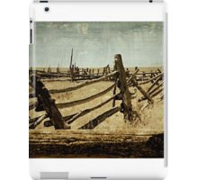 Don't Fence Me In iPad Case/Skin