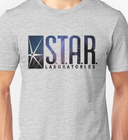 Tree Line S.T.A.R. Labs Unisex T-Shirt