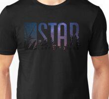 Black Tree Line S.T.A.R. Labs Unisex T-Shirt