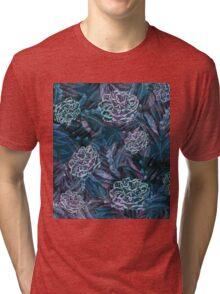 Floral-tp4 Tri-blend T-Shirt