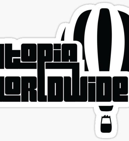 Classic - Utopia Sticker