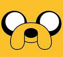 Jake The Dog - Adventure Time by Paul Ivan Dela Cruz