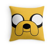 Jake The Dog - Adventure Time Throw Pillow
