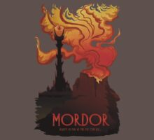 Mordor Travel One Piece - Short Sleeve