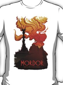 Mordor Travel T-Shirt