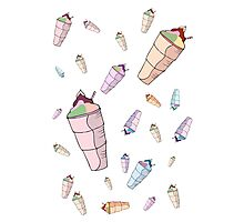 Time for Ice Cream!!!!!!! Photographic Print