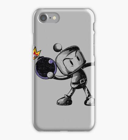 BOMBING iPhone Case/Skin