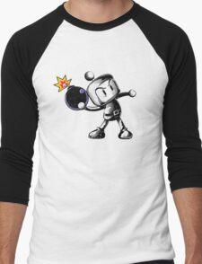 BOMBING Men's Baseball ¾ T-Shirt