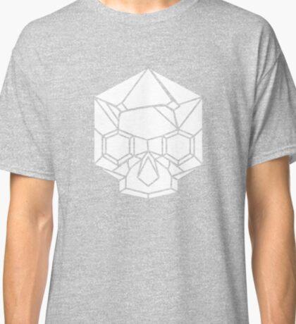Crystal Skull: White Classic T-Shirt
