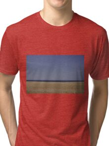 The Land, the Sea and the Sky Tri-blend T-Shirt