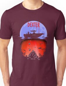 Dexter - Into the Bloody Depths Variant Unisex T-Shirt