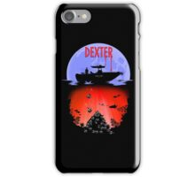 Dexter - Into the Bloody Depths Variant iPhone Case/Skin