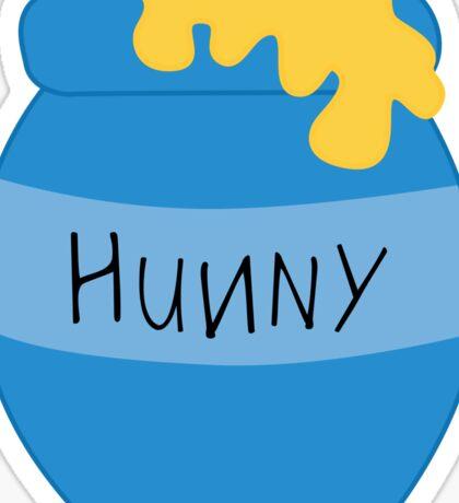 Hunny Pot - Pooh Sticker
