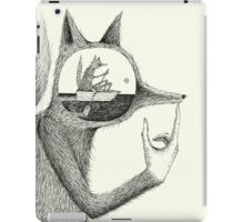 A Thought iPad Case/Skin