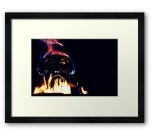 Story of War 5 - Mental Disorder Framed Print