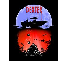 Dexter - Into the Bloody Depths Variant Photographic Print