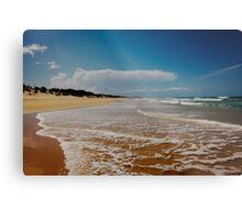Marcus Beach - Queensland - Australia Metal Print