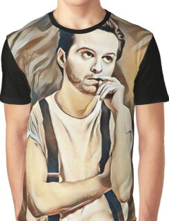 Andrew Scott Painting Graphic T-Shirt