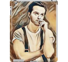 Andrew Scott Painting iPad Case/Skin