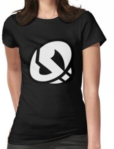Team Skull Womens Fitted T-Shirt